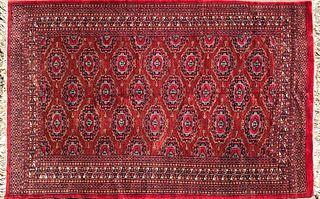 Hand Woven Wool Bokara Carpet