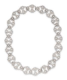 DIAMOND CONVERTIBLE NECKLACE