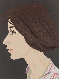 Alex Katz (American, b. 1929) Susan, 1976