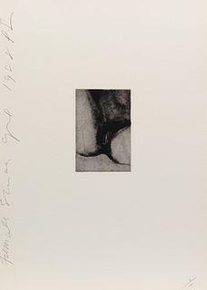 Donald Sultan (American, b. 1951) Female Series, 1988