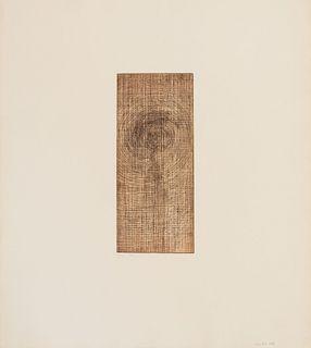 Gego (Venezuelan, 1912-1994) Untitled, 1963