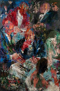 Leroy Neiman  (American, 1921-2012) Expense Account, 1959