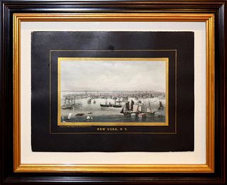 Charles Magnus (1826-1900) - New York, N. Y.