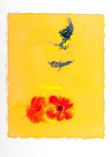 Piero Guccione (Scicli 1935-Modica 2018)  - For Edvard Munch, 1974