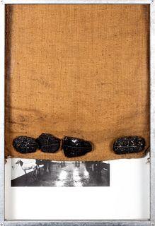 Jannis Kounellis (Pireo 1936-Roma 2017)  - Untitled, 1992