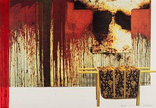Hermann Nitsch (Vienna 1938)  - Untitled