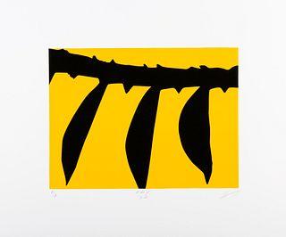 After Nature Yellow 7A y 7B de Jan Hendrix
