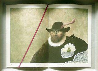 El Pirata de Alfredo Castañeda
