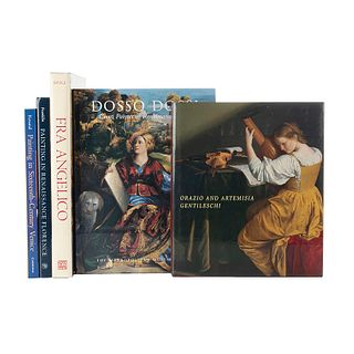 Orazio and Artemisia Gentileschi / Dosso Dossi / Fra Angelico / Painting in Sixteenth-Century Venice / Painting in Renaissance. Pizas:5