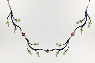 Ellen Vontillius, Branch Necklace