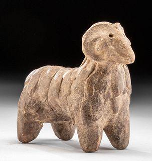 Ancient Near Eastern Terracotta Ram