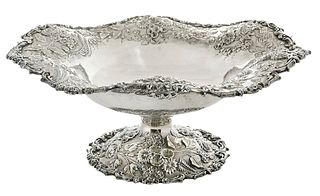 Kirk Repousse Sterling Compote