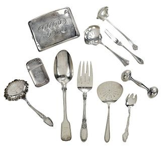 24 Pieces assorted sterling items