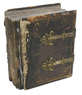 Civil War Album of Cartes de Visite