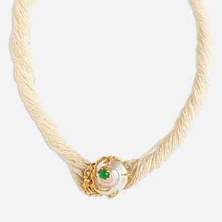 Arthur King, Necklace