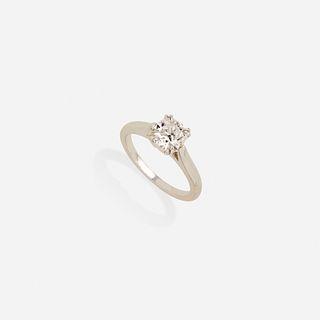 Harry Winston, Diamond engagement ring