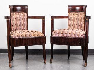 Pierre Patout Art Deco Normandie Dining Chairs Pr