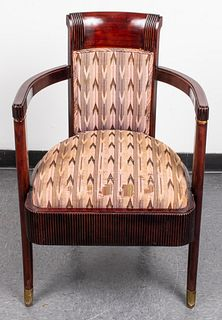 Pierre Patout Art Deco Normandie Dining Chair