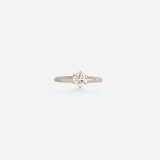 Tiffany & Co., Diamond engagement ring