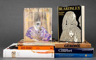 Books On 19th-20th Century Artists, 8