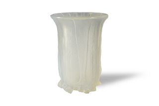 Rene Lalique Eucalyptus Vase No. 936