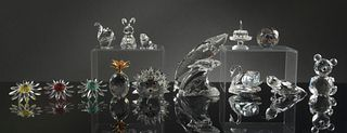 Swarovski, 14 Figures inc. Gifts, SCS, Renewals