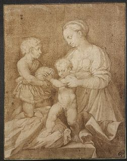 NETHERLANDISH, 16TH OR EARLY 17TH CENTURY