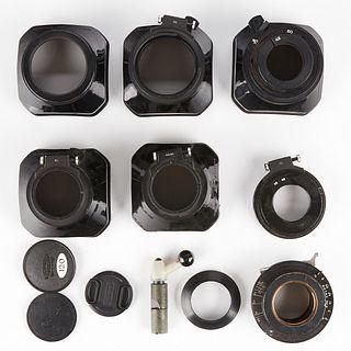 Grp: Large Format Camera Accessories - Linhoff Betax