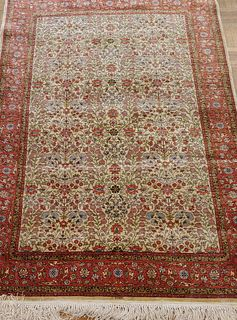 Late 20th Century Turkish Hereke - Courtesy of Shaia Oriental Rugs