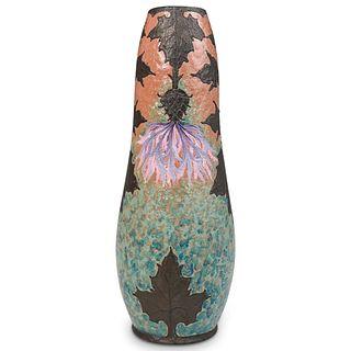 """Royal Bonn """"Ruysdael"""" Glazed Ceramic Vase"""