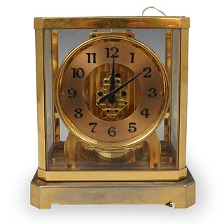 Jaeger-LeCoultre Brass Atmos Mantle Clock