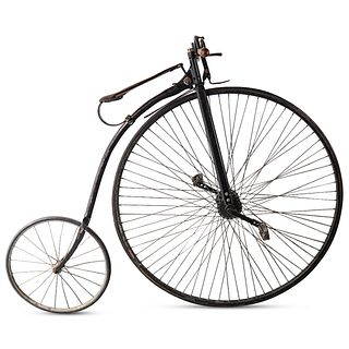 Antique Penny Farthing Bicycle