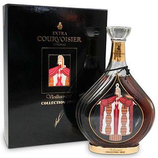 """Erte """"Vieillissement"""" Courvoisier Cognac No. 4"""