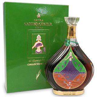 """Erte """"L' Esprit de Cognac"""" Courvoisier Cognac No. 6"""