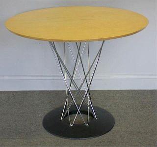Modernica Isamu Noguchi Cyclone Table.