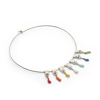 Arman, Paint Tube necklace