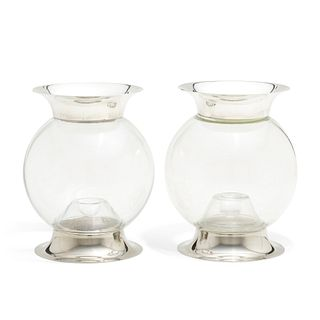 Christian Dior, Candleholders, pair