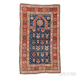 South Caucasian Prayer Rug