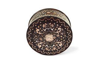 An 18th Century Pique Tortoiseshell Snuff Box