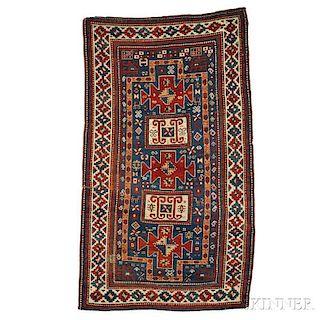 Karachov Kazak Long Rug