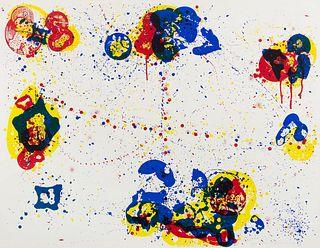 Sam Francis(American, 1923-1994)Web, 1972