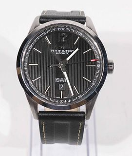 Hamilton Broadway Day Date Men's Automatic Watch