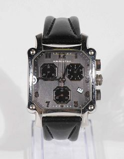 HamiltonAmerican Classic Large Quartz Watch