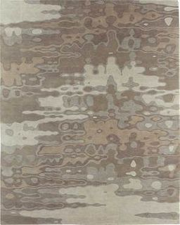 Tranquil Neutral 8'X10' Wool Rug