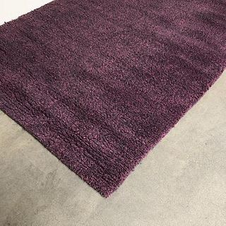 Fuchsia Shag Rug (2 in stock)