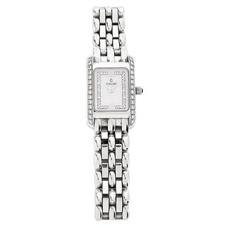 Concord 18K and Diamond Watch