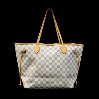 Louis Vuitton Damier Azur Neo Neverfull Bag