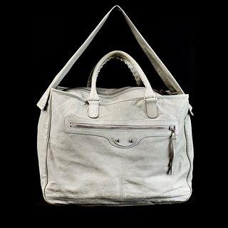 Balenciaga Classic Bridge Shoulder Bag.