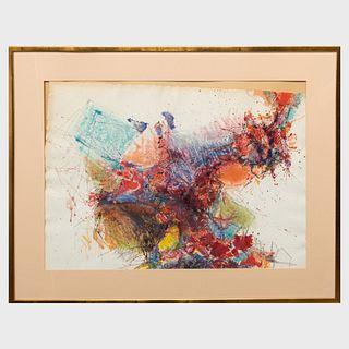 John Levee (1924-2017): Untitled