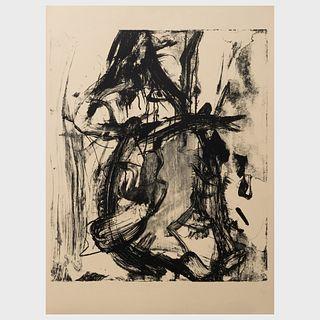 Willem de Kooning (1904-1997): Untitled